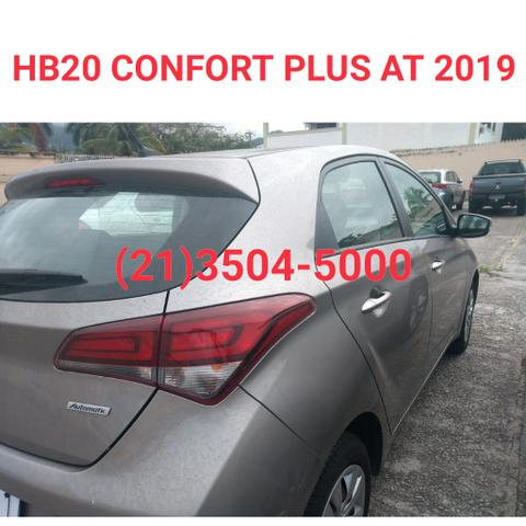HB20 Confort Plus 1.6 At 2019*Oportunidade 8046 km's*ligue: (21)3504-5000 - Foto 5