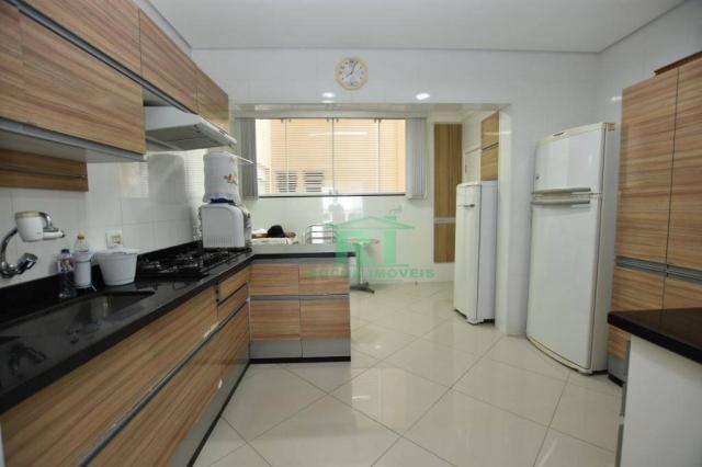 Apartamento com 4 dormitórios à venda, 190 m² - Praia das Pitangueiras - Guarujá/SP - Foto 5
