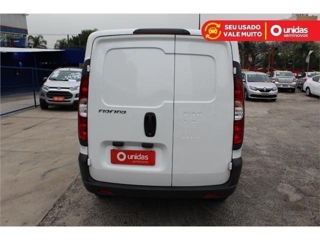 Fiat Fiorino Evo 1.4 2018 bx km único aceito troca financio sem entrada - Foto 6