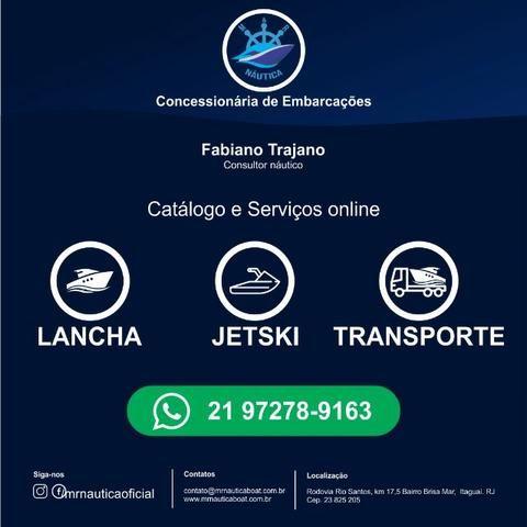 Lancha Rio Star 51 2012 ñ Cabras Mar,Intermarine,Ferret,Sedna,Sessa,Magiore - Foto 12
