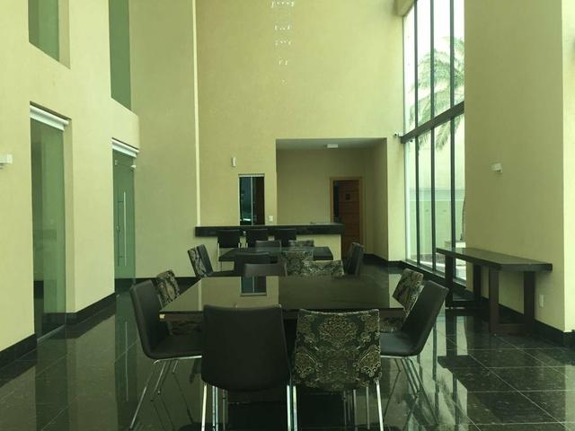 Apart 3 suítes de alto padrão lazer compl lazer completo residencial Dubai Aceita permuta - Foto 6