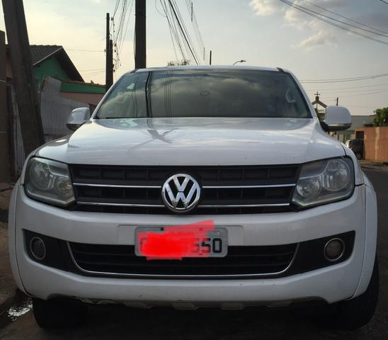 Amarok highline bi-turbo 180cv (repasse) - Foto 3