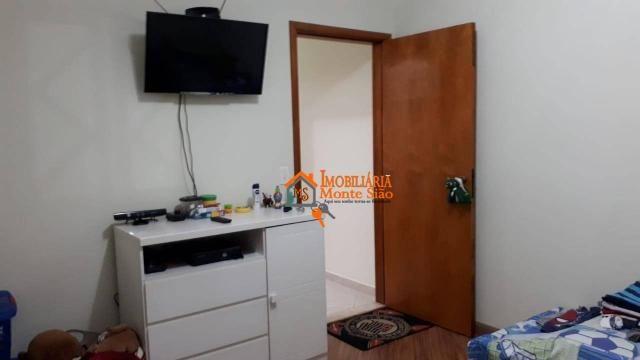 Sobrado com 3 dormitórios à venda, 147 m² por R$ 650.000,00 - Jardim Imperador - Guarulhos - Foto 13