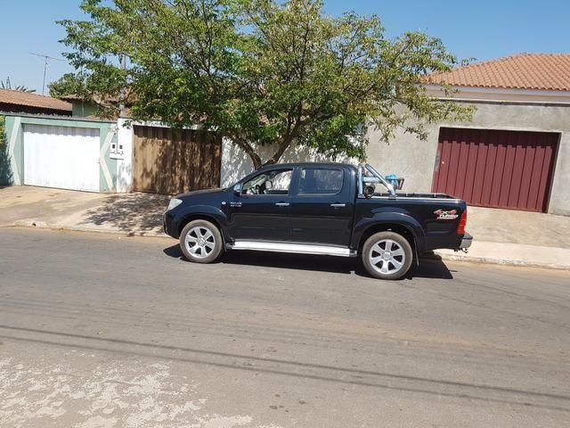 Hilux diesel 2006