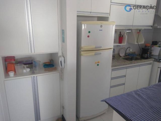 Apartamento com 3 dormitórios para alugar, 70 m² por R$ 1.600/mês - Centro - São José dos  - Foto 3