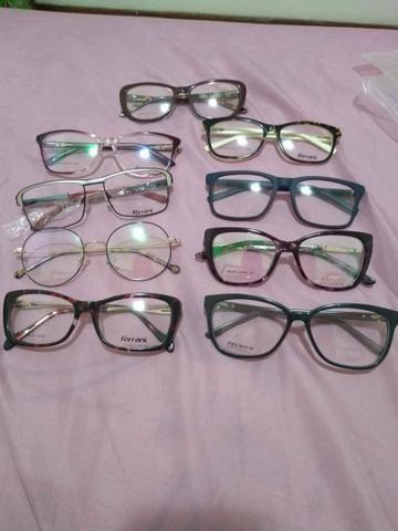 ea4c6a4e7ff2b Armação de óculos de grau - Bijouterias