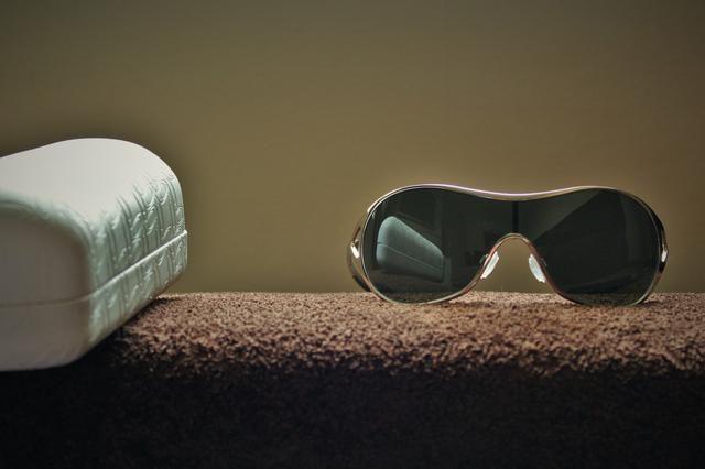 9a4e79ed571d6 Óculos Oakley Deception Polished Chrome  Dark Grey - Bijouterias ...