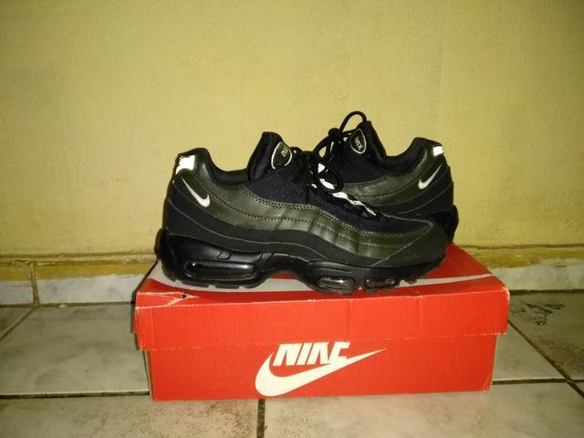 f0e1e73ef92 Tenis todo preto - Roupas e calçados - Sobradinho