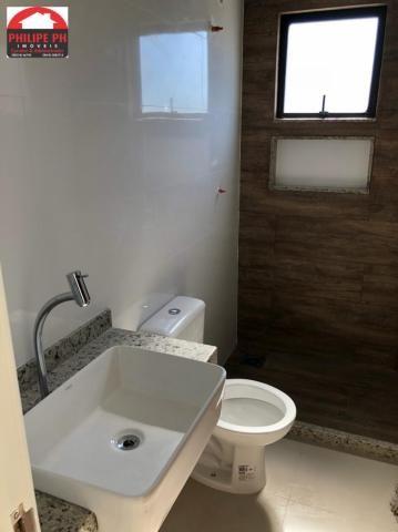 Duplex novo - 3 quartos sendo 2 suítes - fino acabamento - Foto 4