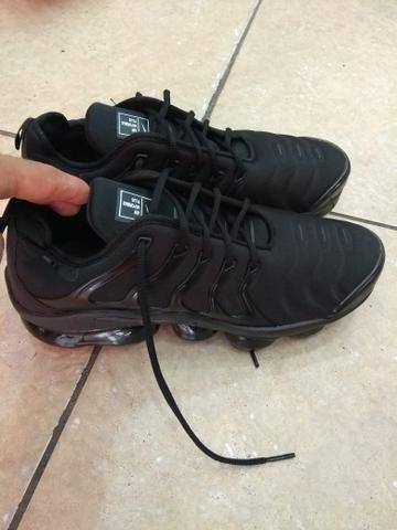 2333a4e3455 Tênis Nike Air VaporMax Plus Novo Primeira Linha - Roupas e calçados ...
