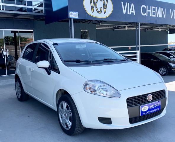 Fiat Punto Attractive 1.4 Flex Completo !