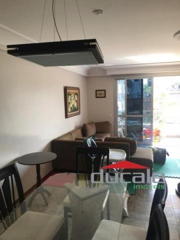 Apartamento com suite e varanda em Jardim da Penha, Vitória