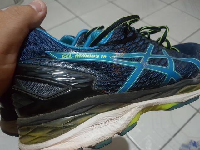 23108082448 Asics fluxgel fluidfit numeração 42 - Roupas e calçados - Vila ...