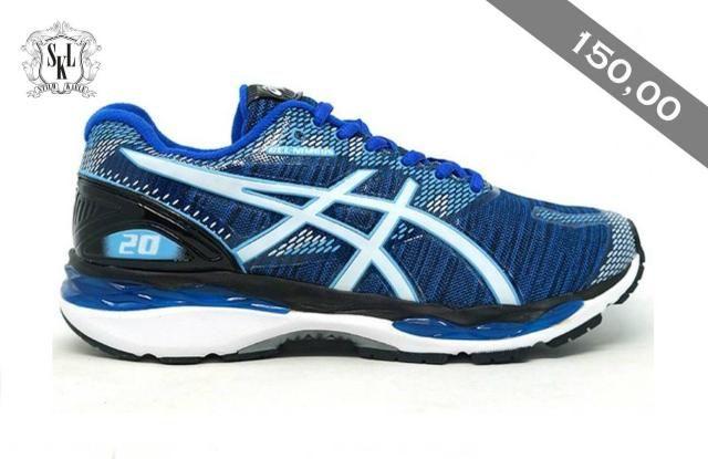 af48668b1f7 Asics Nimbus 20 Azul - 39 e 41 - Roupas e calçados - Encantado