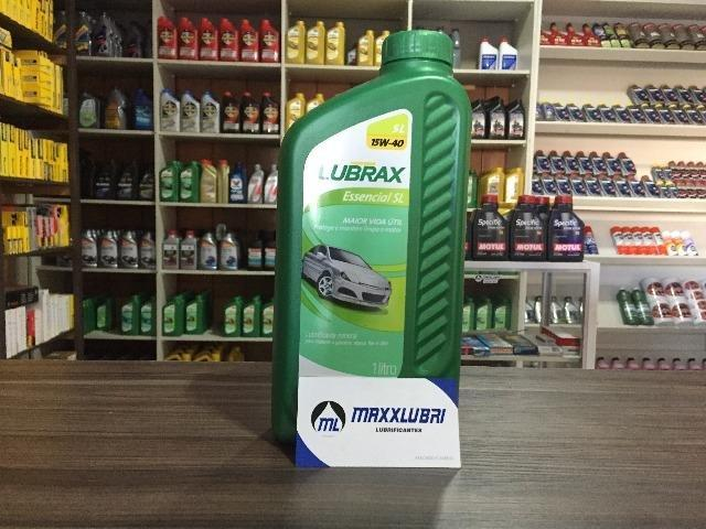 Óleo lubrax 15w40 (Mineral) + Filtro de Óleo