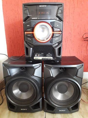 a6e61901e Vendo mini system da sony - Áudio