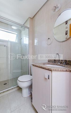 Apartamento à venda com 2 dormitórios em Cristo redentor, Porto alegre cod:186376 - Foto 8