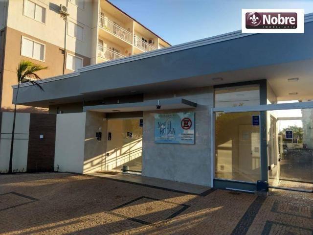 Apartamento à venda, 84 m² por r$ 190.000,00 - plano diretor sul - palmas/to