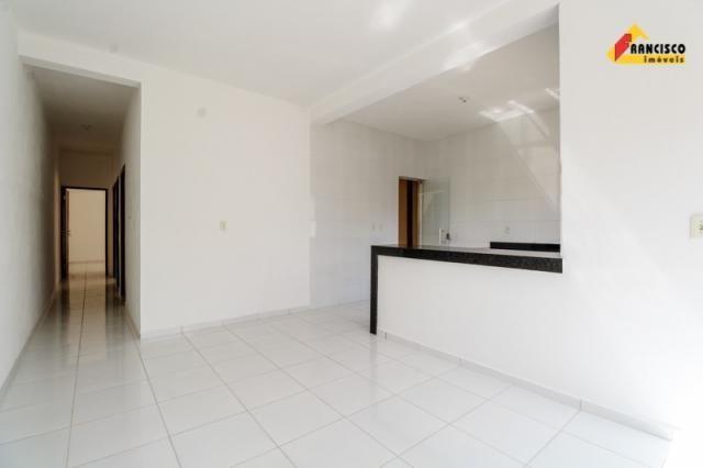 Casa residencial para aluguel, 3 quartos, 2 vagas, santa lucia - divinópolis/mg
