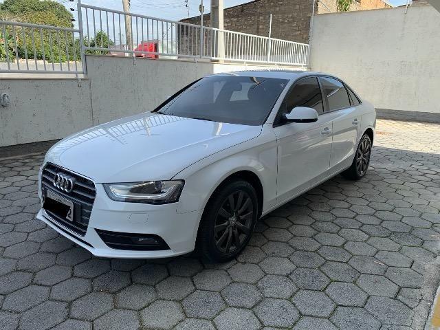 Audi A4 2.0T 2013 Modelo Mais Novo Ipva 2019 Pago! Impecável Sem Detalhes