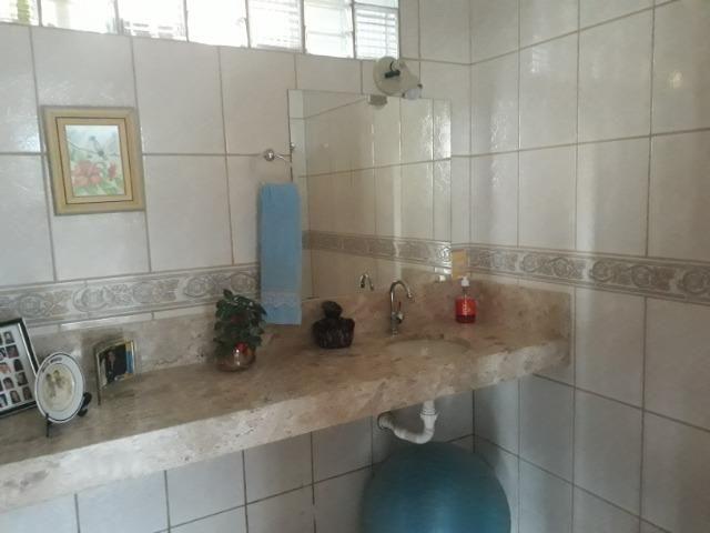 Vendo linda casa em condomínio fechado na DF 425(Pego sua casa no Setor de Mans?es!) - Foto 16