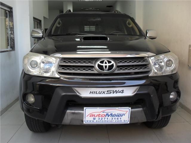 Toyota Hilux sw4 3.0 srv 4x4 7 lugares 16v turbo intercooler diesel 4p automático