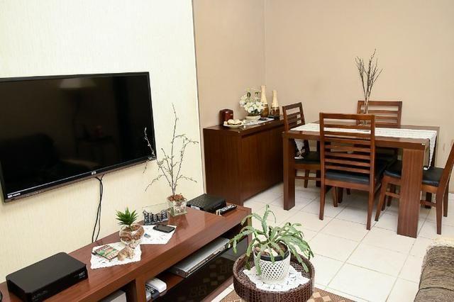 Liber J Apartamento térreo com garden, 2 quartos Liber Residencial Clube Belford Roxo RJ