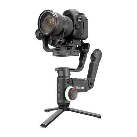 Estabilizador Zhiyun Crane III Para Câmera Reflex