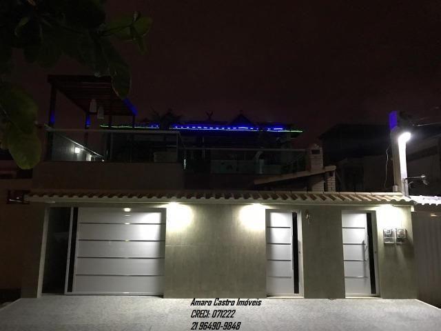 COD 176 - Linda casa porteira fechada 2 qts em Boa Esperança- Próx. à Miguel Couto - NI