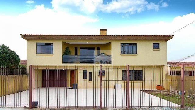 Casa com 5 dormitórios à venda, 350 m² por r$ 815.000,00 - hauer - curitiba/pr - Foto 3