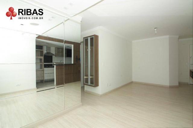 Apartamento com 3 dormitórios para alugar, 78 m² por r$ 2.000,00/mês - capão raso - curiti - Foto 10