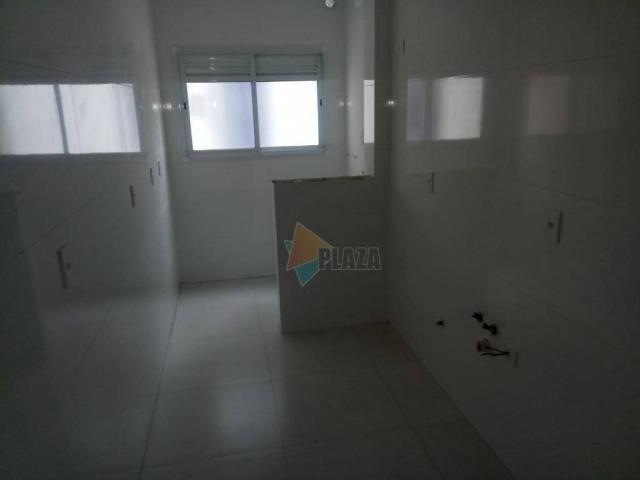 Apartamento com 2 dormitórios à venda, 83 m² por R$ 543.335,00 - Canto do Forte - Praia Gr - Foto 4