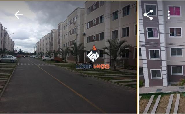 Apartamento 2 quartos, residencial para venda, no 35º bi, em feira de santana com 48,00 m² - Foto 2