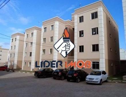 LÍDER IMOB - Apartamento 2/4 para Venda e Locação MOBILIADO, Pedra do Descanso, Feira de S - Foto 14
