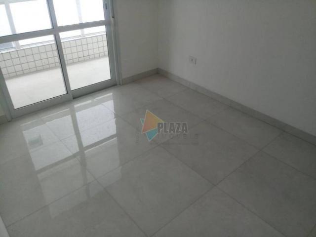 Apartamento com 2 dormitórios à venda, 83 m² por R$ 543.335,00 - Canto do Forte - Praia Gr - Foto 10
