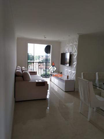 LÍDER IMOB - Apartamento Residencial para Venda no Muchila, em Feira de Santana, com Área