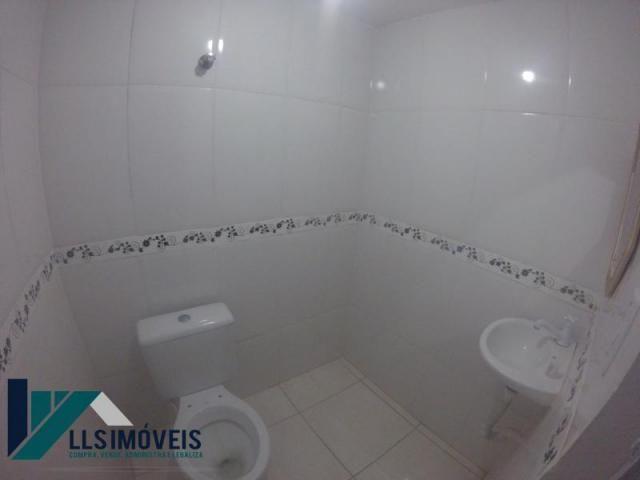 Casa duplex para locação em nova iguaçu, rodilândia, 2 dormitórios, 2 banheiros, 2 vagas - Foto 8
