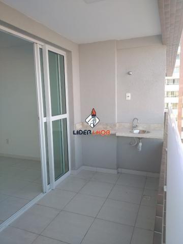 Líder imob - apartamento para venda, brasília, feira de santana, 3 dormitórios sendo 1 suí - Foto 7