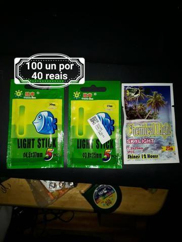 Starlight pesca 100un