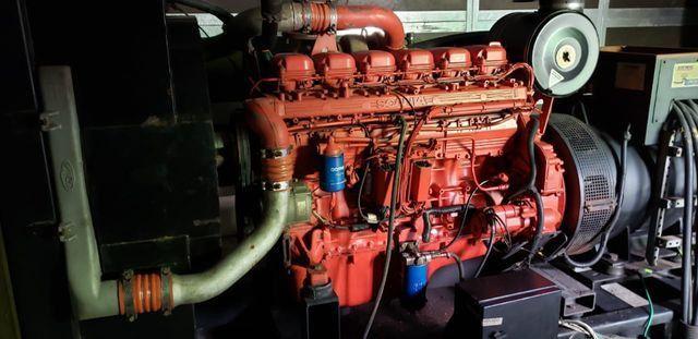 Grupo gerador 500 kVA - *Scania - Completo - Foto 6