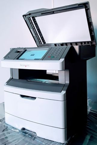 Impressora Lexmark X464, sem toner e sem foto - Foto 2
