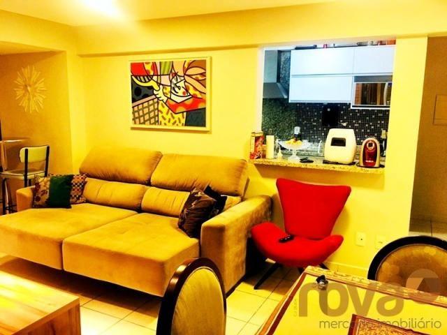 Apartamento à venda com 3 dormitórios em Parque amazônia, Goiânia cod:NOV235844 - Foto 7