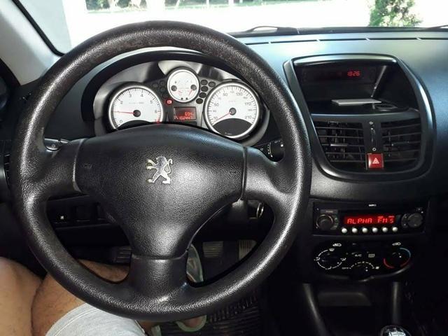 Peugeot 207 XR Sport 1.4 8V Flex Completo 2009/2010 - Foto 7