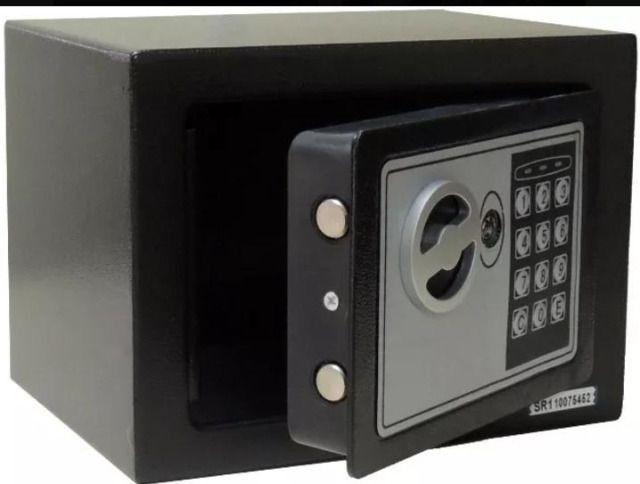 Cofre Eletronico digital - senha e chave valores