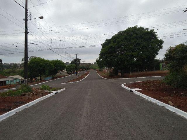 Terreno esquina 476 metros quitado Mauá da Serra Paraná - Foto 4