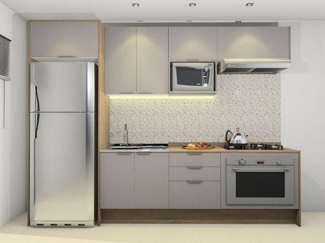 Cozinha Planejada Projeto De Orçamento