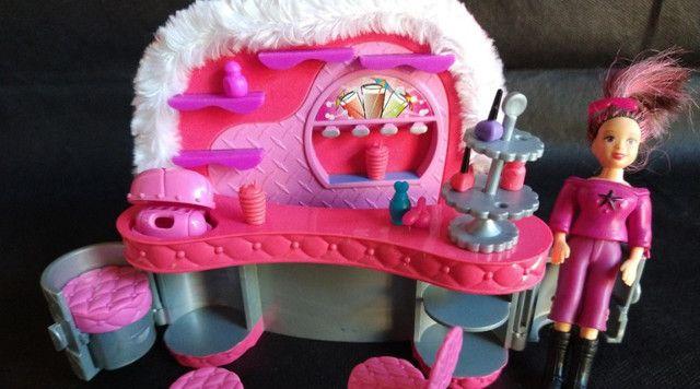 Kits boneca Polly e Barbie - Foto 6