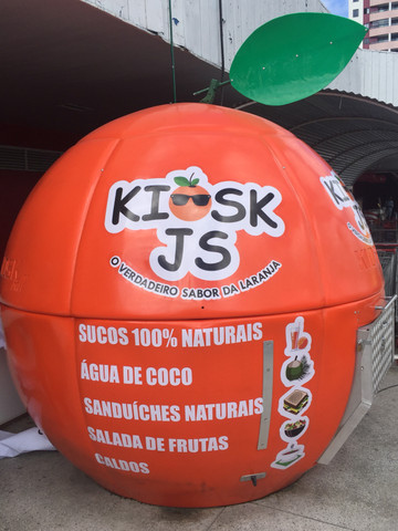 Oportunidade de negócio: Kiosk de sucos naturais - Foto 2