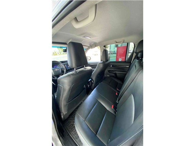Toyota Hilux 2019 2.8 srv 4x4 cd 16v diesel 4p automático - Foto 9