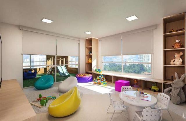 Apartamento 2/4 com suíte e varanda, no Caminho das Árvores - Seven Garden! - Foto 4